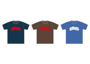 GLIM SPANKYもこもこロゴTシャツ